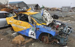 Spoon Sports Acura RSX Race Car an Automotive Casualty of Japan Tsunami