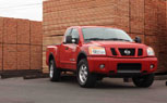 Nissan Titan Diesel Test Program Underway