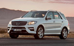 2012 Mercedes ML-Class: Updated Look, All New Underneath