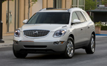 2013 Chevy Traverse, Buick Enclave, GMC Acadia to Get Mild Makeover