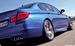 BMW M5 Record Setting 7:55 Nurburgring Lap Time Now Slightly More Official
