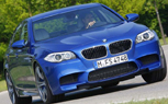 2012 BMW M5 Photos Leaked