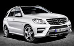 2012 Mercedes-Benz M-Class Unveiled With New Diesel Engine, 7-Speed Transmission