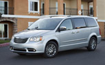 Next-Gen Chrysler Minivan to Gain AWD