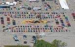 GM Canada, Ontario Camaro Club Attempt Guinness World Record for Largest Car Mosaic