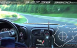 Corvette ZR1 Sets New 7:19.63 Nurburgring Lap Time, Just Off Porsche GT2 RS Record [Video]