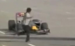 Fan Hit During Red Bull F1 Exhibition in Japan [Video]