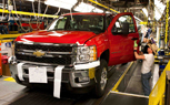 GM Cuts Truck Production to Clear Backlog