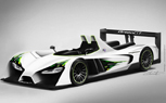 GreenGT LMP H2 Electric Race Car to Compete at 24 Hours of Le Mans in 2012