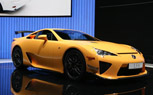 Lexus LFA Rumors Point to Even Higher Performance Version