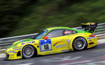 Porsche Tops Podium Again With Win Nurburgring 24 Hour Race