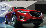 Mazda CX-5 Diesel Makes Over 300 Lb-Ft of Torque; But Will We Get it?
