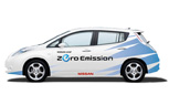 Nissan Leaf To Compete In Pikes Peak Hill Climb