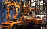 Cake Boss Creates Transformers Bumblebee Cake [Video]