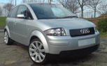 Reborn Electric Audi A2 Will Be Produced