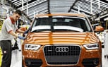 Audi Q3 Begins Production In Spain