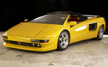 Cizeta V16T Spyder For Sale, Only One Every Made