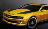 2012 Chevy Camaro Transformers Special Edition Package Released