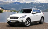 2011 Infiniti EX35 Named IIHS Top Safety Pick