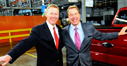 Bill Ford, Jr. Hints Mulally's Successor Will Likely Come From Within Ford