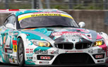 HatsuneMiku GoodSmile BMW Z4 GT3 Race Car Is All Sorts of Awesome