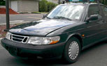 JFK Jr.'s Used Saab On eBay For $100,000