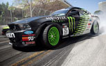 Formula D Champ Vaughn Gittin Jr. Unimpressed With New Record Setting Drift