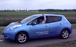 Dutch Duo Drives 779 Miles in 24 Hours in a Nissan Leaf [Video]