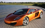 McLaren MP4-12C Sold Out For the Next Three Years