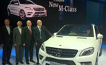 Mercedes-Benz Launches Two M-Class Hybrids