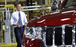 White House Taking Credit For Auto Industry Recovery