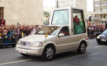 Next-Generation Popemobile To Go Hybrid