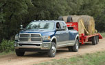 Ram HD Trucks Get New 6-Speed Automatic Transmission