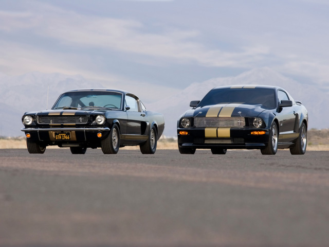 "Hertz May Start Carrying Shelby Mustangs For ""Rent-A-Racer"" Program"