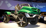 Mercedes-Benz Celebrates 60 Years Of The Unimog With Crazy Concept