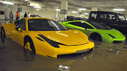 Millions of Dollars Worth of Supercars Destroyed In Singapore