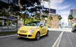 Sales Climb For Fiat 500 In US