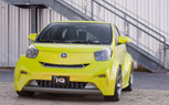 Scion Planning iQ Electric Car for Sale in 2012