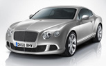 Bentley Continental GT V8 to Bow at 2012 Detroit Auto Show