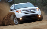 Ford Explorer Ecoboost Rated 20/28-MPG, Crowned Most Fuel-Efficient SUV