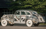 "1939 Pontiac Deluxe Six ""Ghost Car"" Goes Under The Hammer"