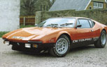 De Tomaso to Resurrect Pantera at Frankfurt Auto Show in September