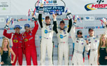 Corvette Racing Tops Grand Prix of Mosport Podium for Team's First ALMS Win of 2011