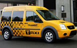 Ford Transit Connect Approved For NYC Taxi Duty