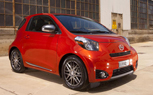 Scion iQ 6-Speed Manual Transmission Likely for RS Model