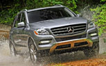 2012 Mercedes M-Class Priced from $49,865 – Same as Last Year