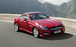 New Mercedes SLK55 to Get All-New 5.5L V8 With 416-HP