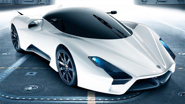 Shelby SSC Tuatara: World's Fastest Production Car