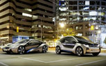 BMW Reveals All New i3 And i8 Concept Vehicles
