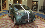 Who Would Buy An Aston Martin Cygnet? Sir Stirling Moss, That's Who
